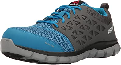 RB044 Alloy Toe ESD Work Shoe