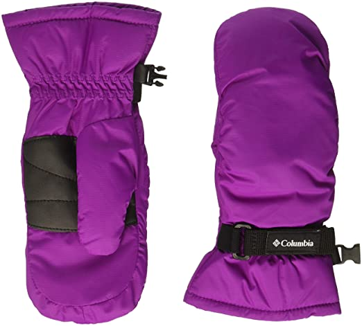 Columbia Kids & Baby Big Core Mitten, Bright Plum, Large
