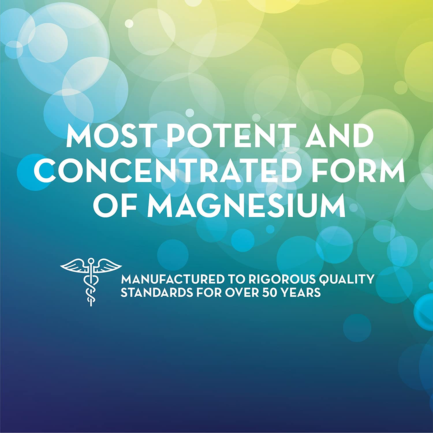 Mag-Ox 400 Magnesium Mineral Dietary Supplement Tablets, 483 mg Magnesium Oxide, 240 Count, Pharmaceutical Grade: Health & Personal Care