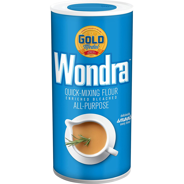Amazon.com : Gold Medal Wondra Shaker flour, 13.5 oz : Grocery ...