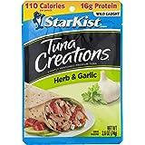 StarKist Tuna Creations Herb & Garlic - 2.6 oz Pouch (Pack of 12)