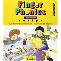 Finger Phonics, Books 1-7: In Print Letters (American English Edition)