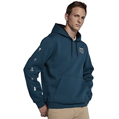 8643779faefd Amazon.com  Hurley MFT0008320 Men s Surf Club Fleece Pendleton ...