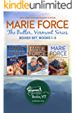 Butler, Vermont Series Boxed Set, Books 1-3