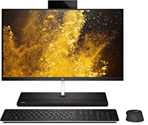 "HP 23.8"" EliteOne 1000 G2 Multi-Touch All-in-One Desktop, Intel Core i7-8700, 16GB RAM, 256GB SSD, Windows 10 Pro, (8QK05EC#ABA)"
