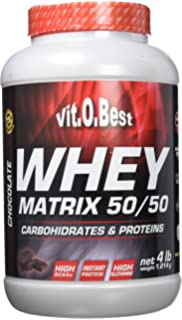 Vitobest Whey Matrix 50/50, Aroma de Chocolate - 1814 gr