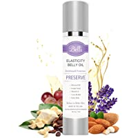 Belli Elasticity Belly Oil – Stretch Mark Protection for Smooth, Healthy Skin – OB/GYN and Dermatologist Recommended – 3…