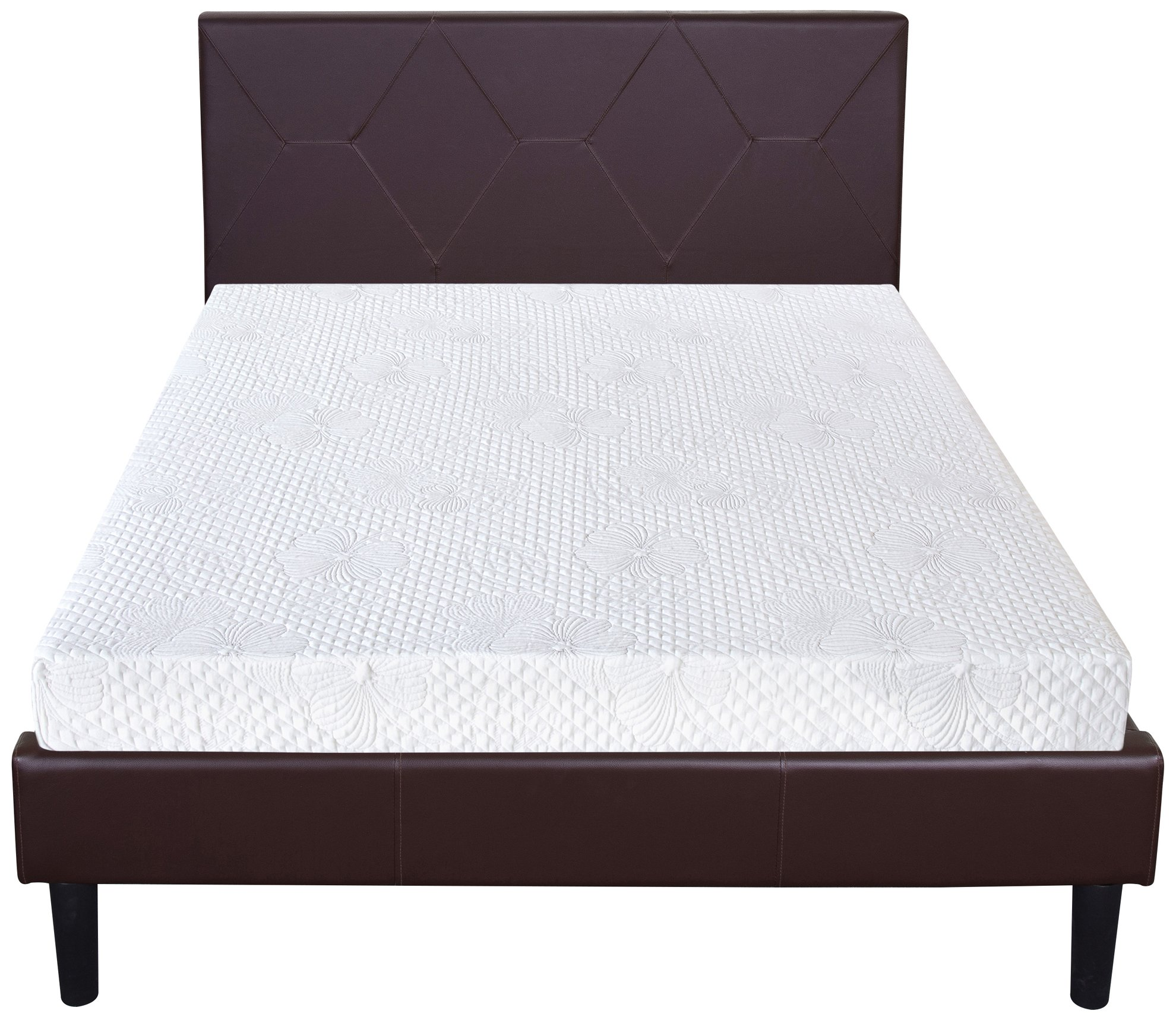 Olee Sleep 6 Inch Ventilated Multi Layered Memory Foam