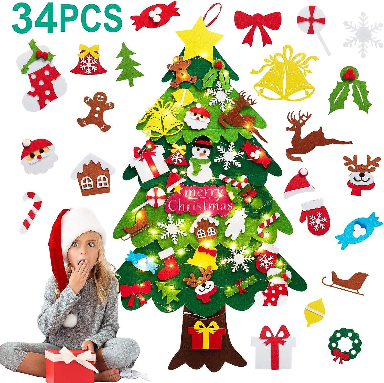 Blanc Arbre de Noël Peluche jupe Tapis de sol Housse Noël Shop Home Ornement