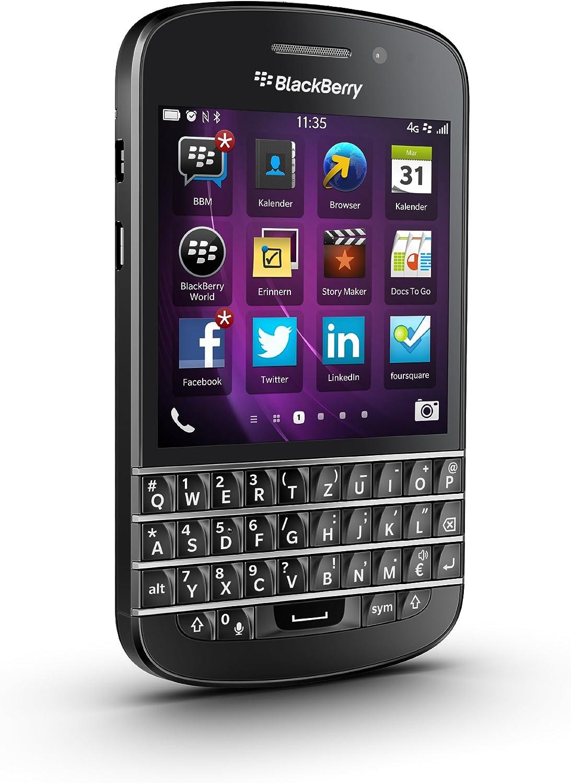 Blackberry Q10 Unlocked Cellphone 16GB Black