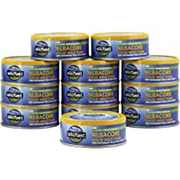Wild Planet Albacore Wild Tuna in Extra Virgin Olive Oil, Keto and Paleo, 3rd Party Mercury Tested, 5 Ounce ,12 Count…