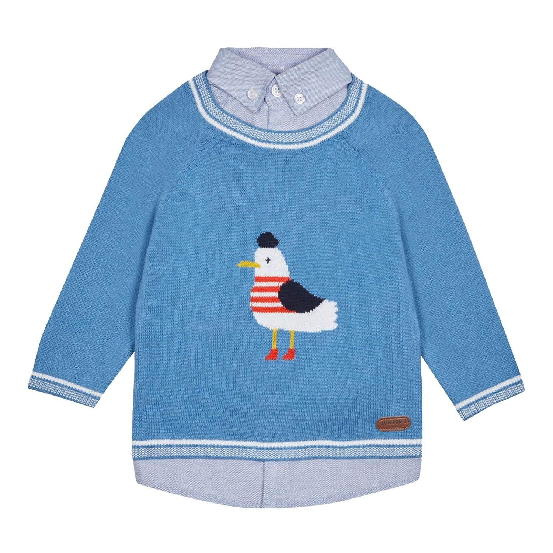 Debenhams Kids Girls Grey Cable Knit Cardigan