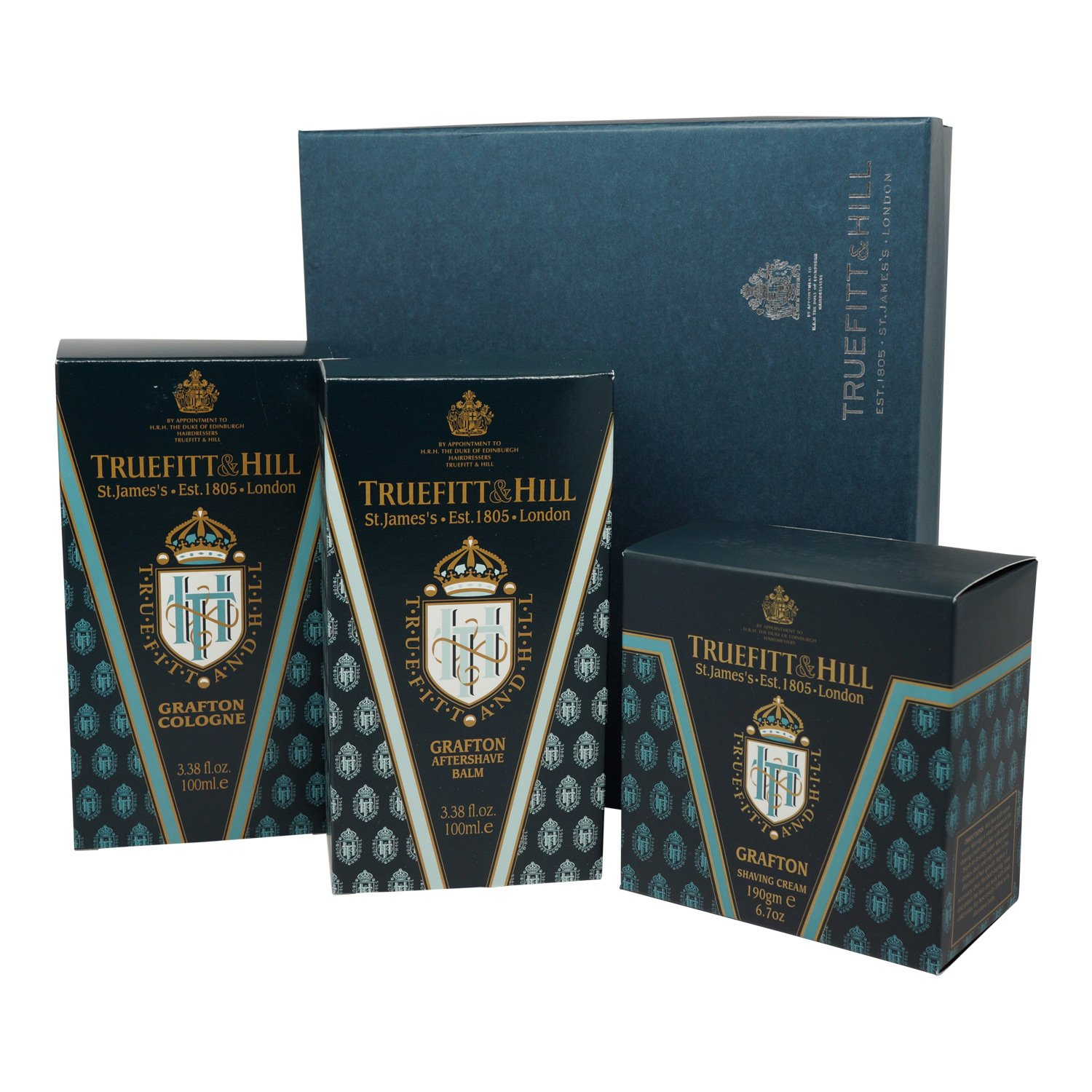 Truefitt & Hill Classic Gift Set (Grafton)