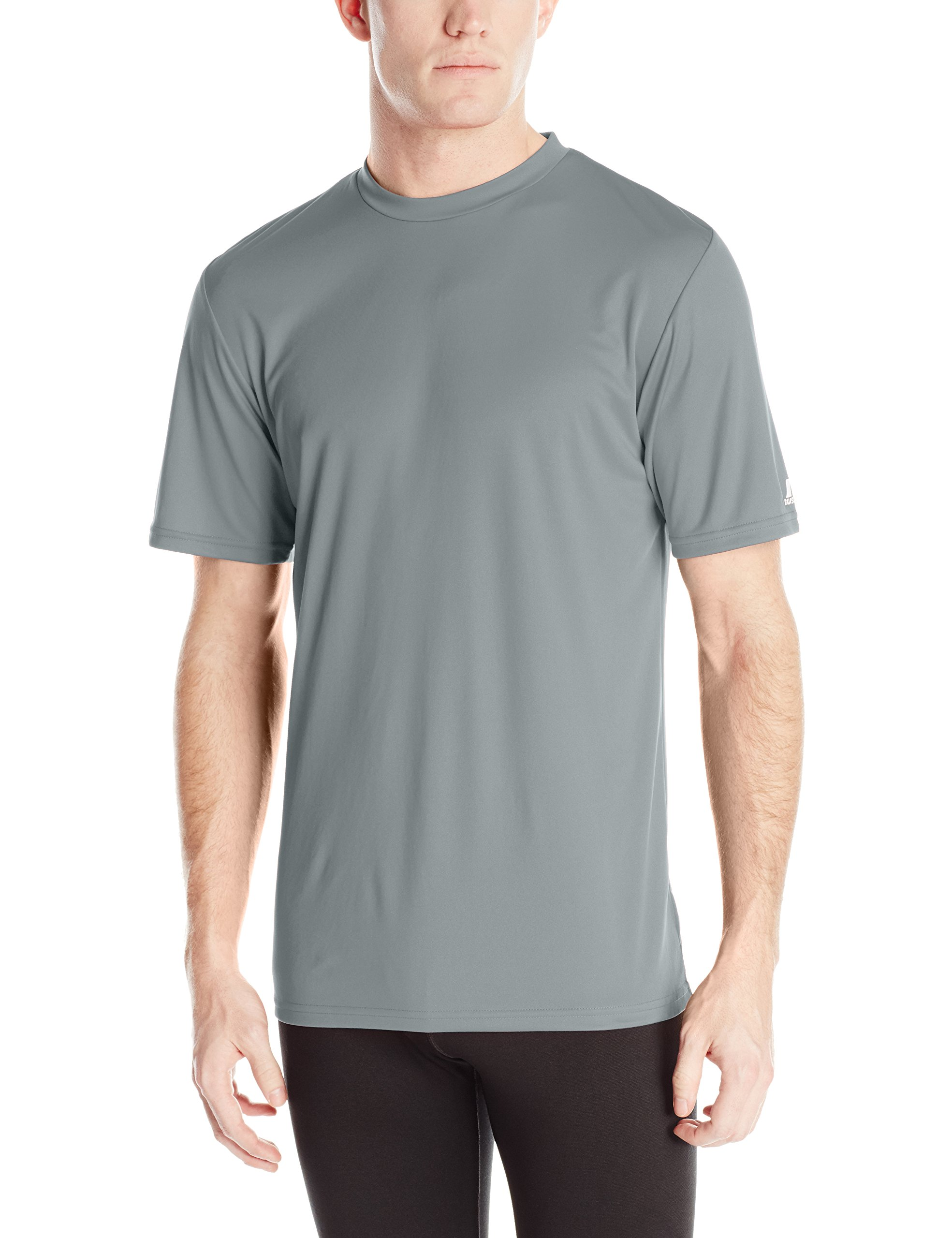 Russell Athletic Men's Performance T-Shirt, Steel, Medium by Russell Athletic