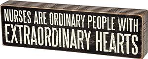 Primitives by Kathy Nurses are Extraordinary Box Sign