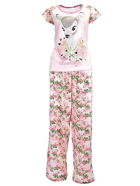 Bambi - Pijama para mujer - Bambi - Small