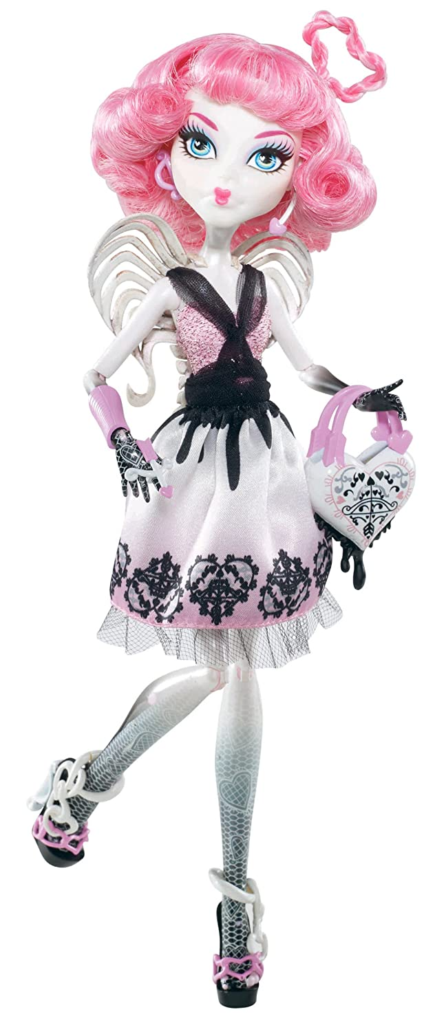 Monster High Y4683 C.A. Cupid Dauther of Eros