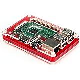 Pibow 3 Coupé. La caja delgada, hackable, y atractivo para el Raspberry Pi! (Coupé)