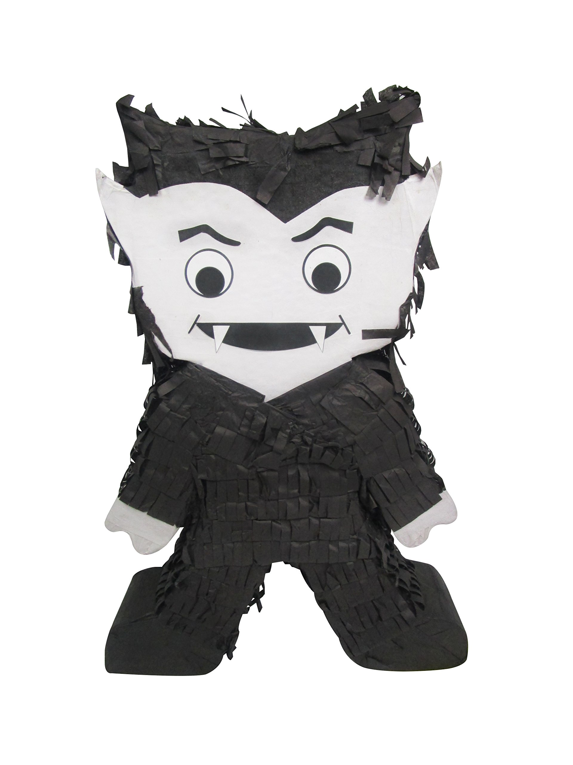 Vampire Halloween Pinata, 20'' Party Game, Decoration and Photo Prop by Aztec Imports, Inc.