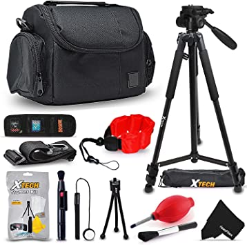 Tripod with Extendable Legs for the Canon PowerShot G9 X Mark II Camera