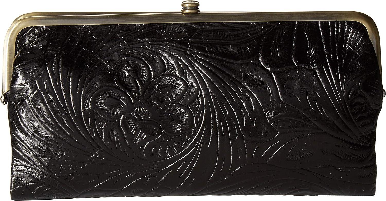 HOBO Vintage Lauren Wallet HOBO Lauren SU Wallet Black One Size Hope Junior Auxiliary
