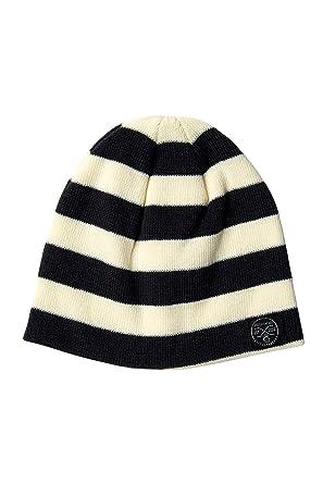 Amazon.com  Born to Love - Baby Boy s Stripe Beanie Baby Hat  Clothing 972bbee9ec6d