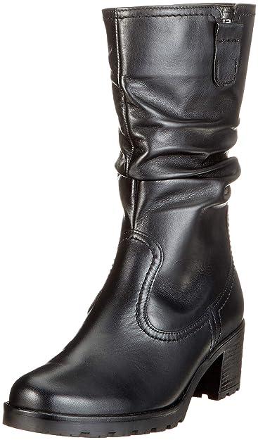 67e4166c2ba3c Gabor Shoes Women's Comfort Sport High Boots, Black (Schwarz (Mel.) 57