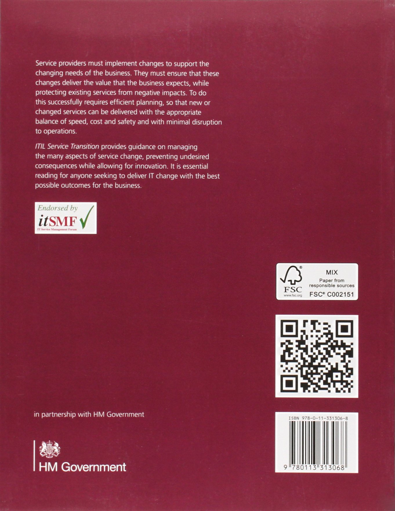 Itil lifecycle publication suite 2011 the stationery office itil lifecycle publication suite 2011 the stationery office 9780113313235 books amazon 1betcityfo Choice Image