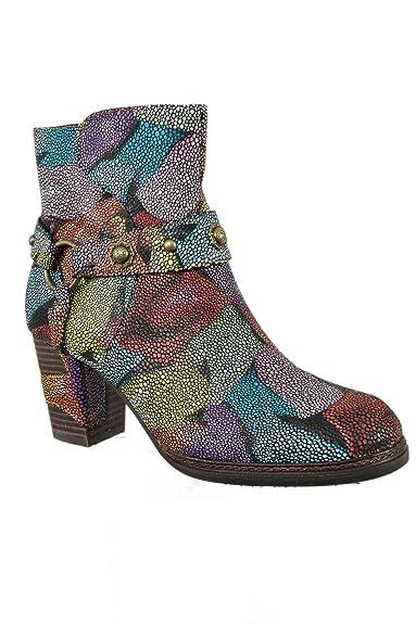 Bottines et boots Laura Vita ANNA 15 pour Femme Meindl Vegas Lady Größe 7.5 Ecco Touch 35  37 1/3 EU EU  Chaussures de Cross Mixte Adulte ODW6V33fC