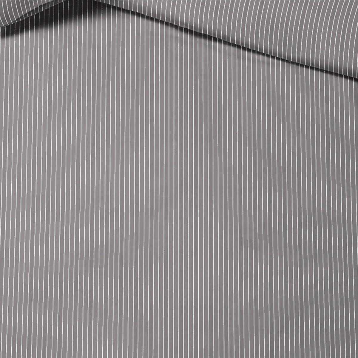 Fleuresse Gewebte Seersucker Bettw/äsche Rio Nadelstreifen 443700 Mint 1 Kissenbezug 80x80 cm 1 Bettbezug 135x200 cm