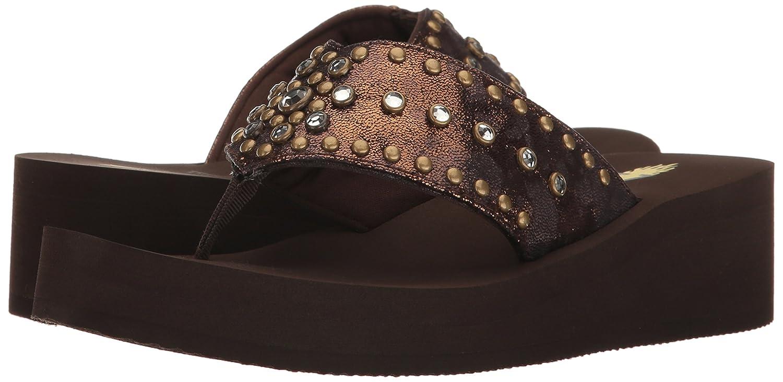 68217b65366d Amazon.com | Volatile Women's Zinnia Wedge Sandal | Platforms & Wedges