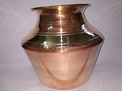 Amazon.com: SPS MARKETING Kumbakonam Traditional Copper ...