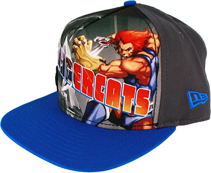 d4d59cad23b Amazon.com  ThunderCats Lion-O Hero Post Snapback Cap  Clothing