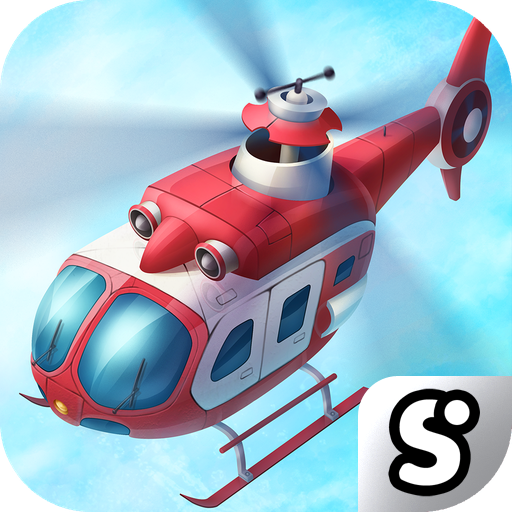 Helicopter Flight Simulator 3D - Aircraft Pro