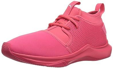 ce2dbf2752dc PUMA Women s Phenom Low Wn Sneaker Paradise Pink