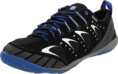 Merrell Embark Glove GTX Barefoot Embark Glove Gore-Tex® - Zapatillas de Deporte para Hombre, Color Negro, Talla 49: Amazon.es: Zapatos y complementos