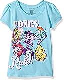 My Little Pony Girls' Toddler Best Friends Forever Short Sleeve Puff Tee