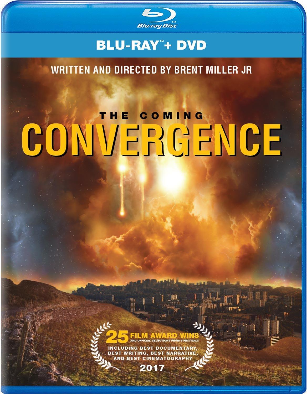 The Coming Convergence [Blu-ray] Erin Hawkins Jenna Sage Ray Bentley Douglas Hamp
