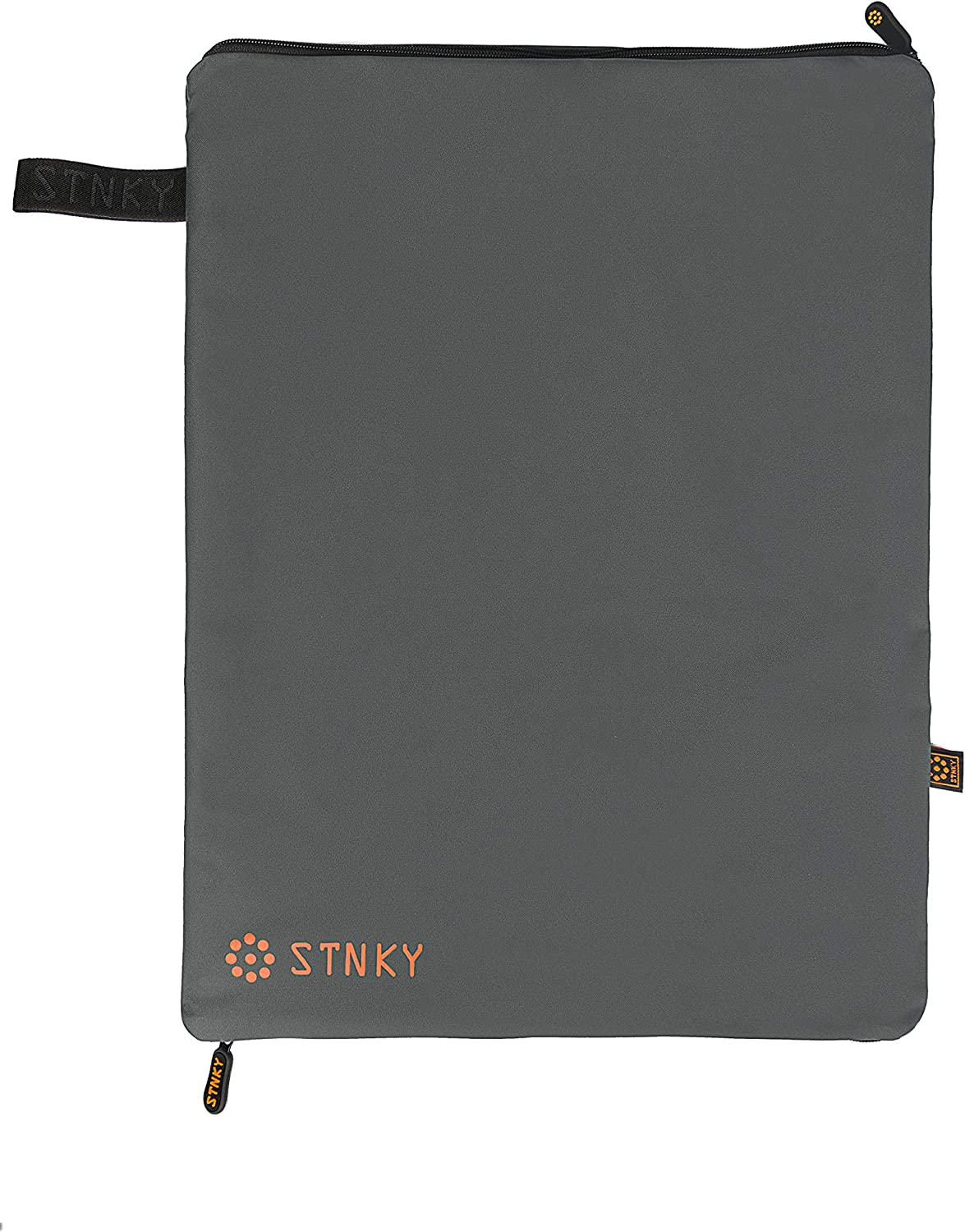 STNKY Bag Pro Wash Bag for Health Workers, Sports, Fitness & Travel (Grey, Standard)