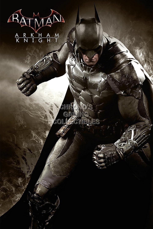 Batman CGC Enorme Cartel Arkham Caballero PS4 Xbox One ...