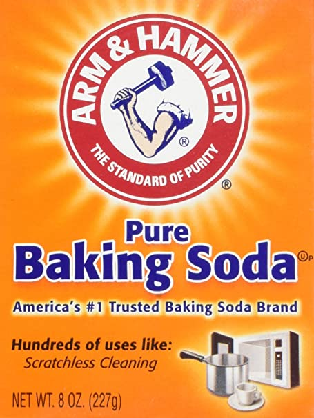 Amazon.com: Arm & Hammer Baking Soda, 8 Ounce (Pack of 24): Health & Personal Care