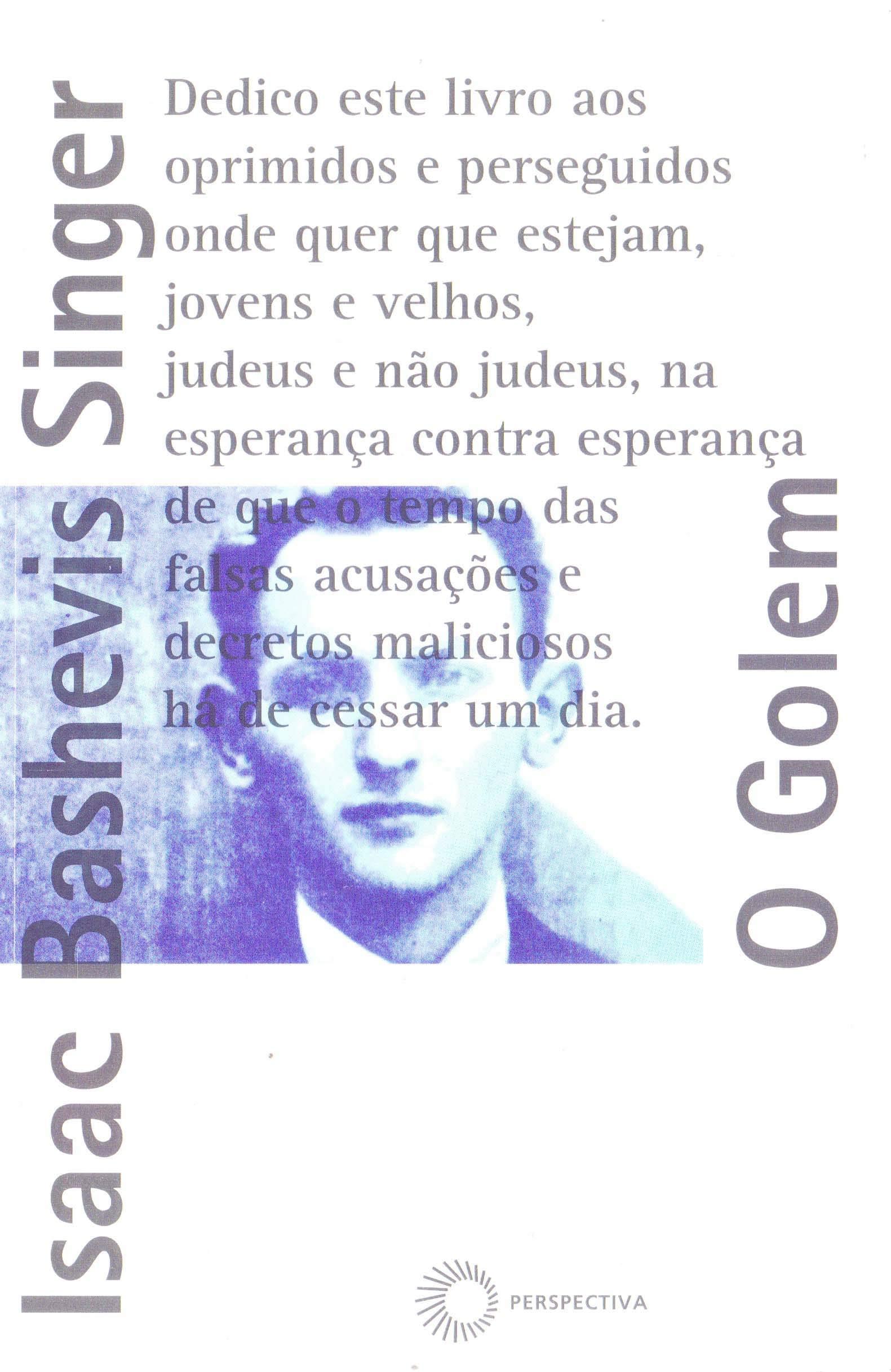 dca80fb38 O Golem  Isaac Bashevis Singer  Amazon.com.br  Livros
