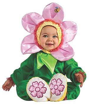 4679b0b28 Desconocido Disfraz de flor para bebé: Amazon.es: Juguetes y juegos
