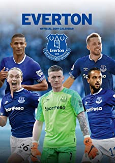336624fd8 The Official Everton FC Annual 2019  Amazon.co.uk  Darren Griffiths ...