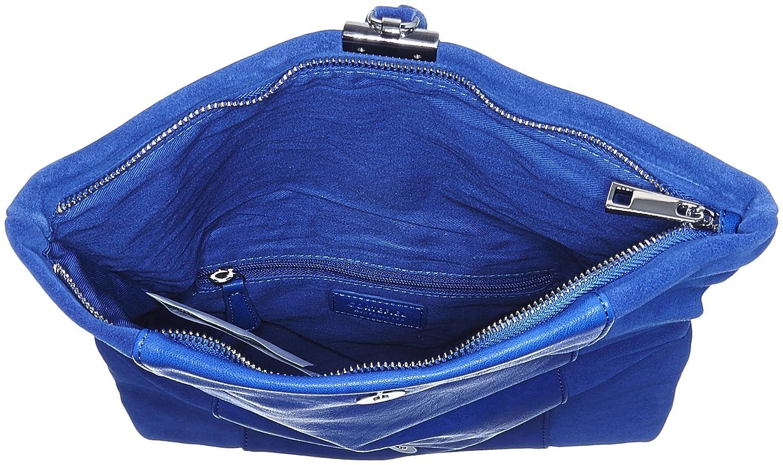 Cortefiel, Cartera Azul - Cartera para mujer, color blues, talla U: Amazon.es: Ropa y accesorios