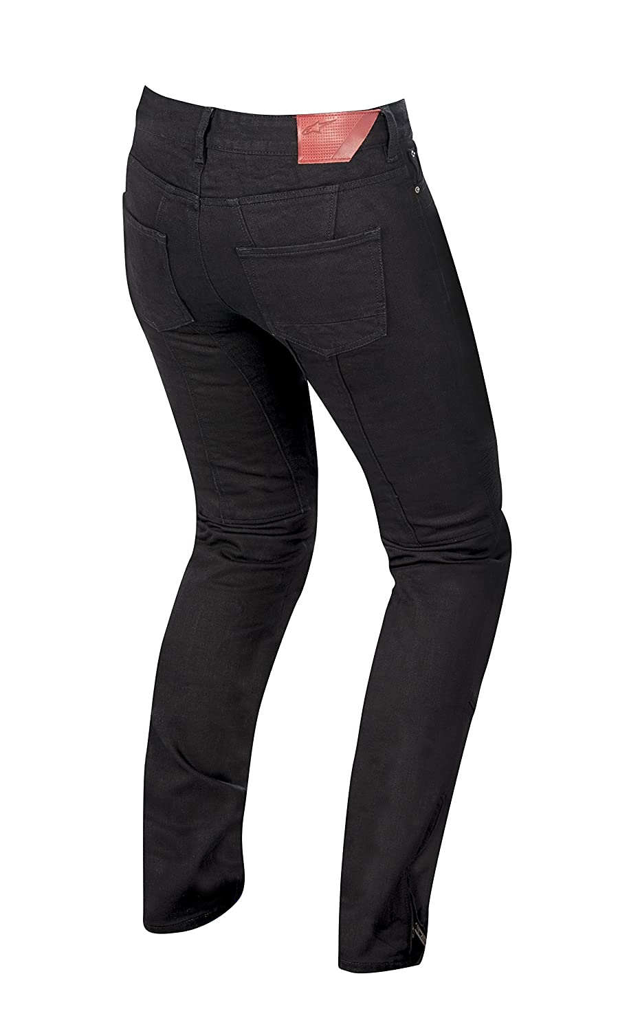 05cc48cd7ac0 Amazon.com  Alpinestars Riley Womens Denim Pants Raw Indigo Black 28 USA   Automotive