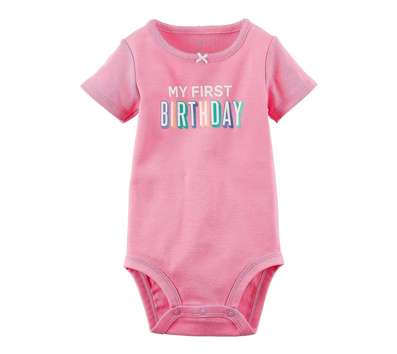 1st Birthday Boy Shirt Carters