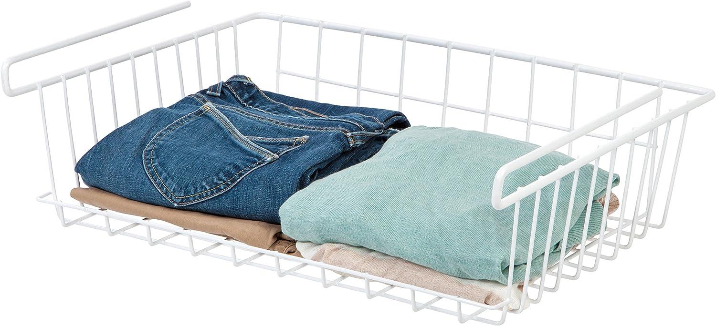 IRIS Extra Large Undershelf Hanging Basket