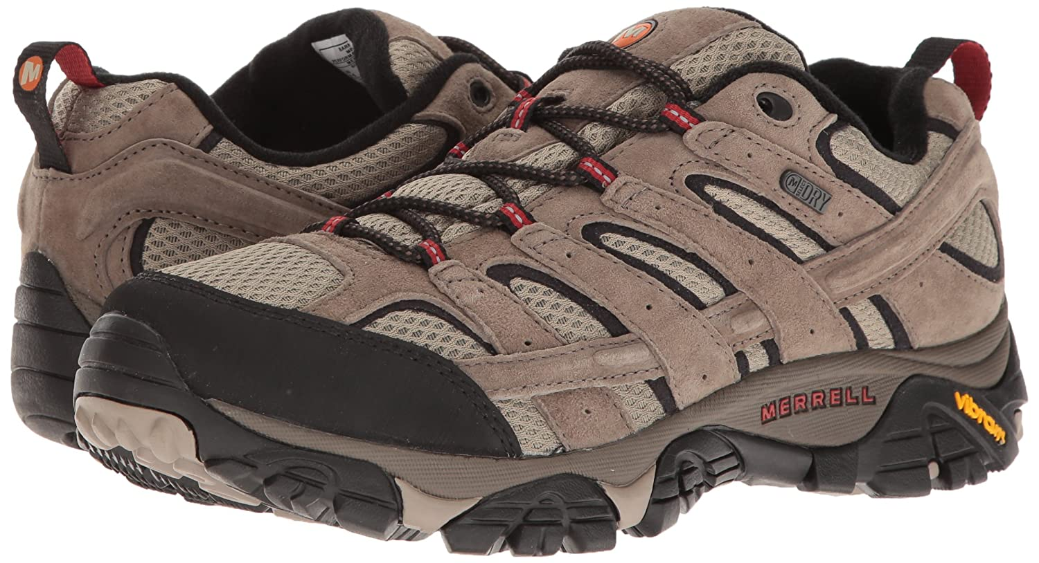 Image result for Merrell Moab 2 WP inurl:amazon