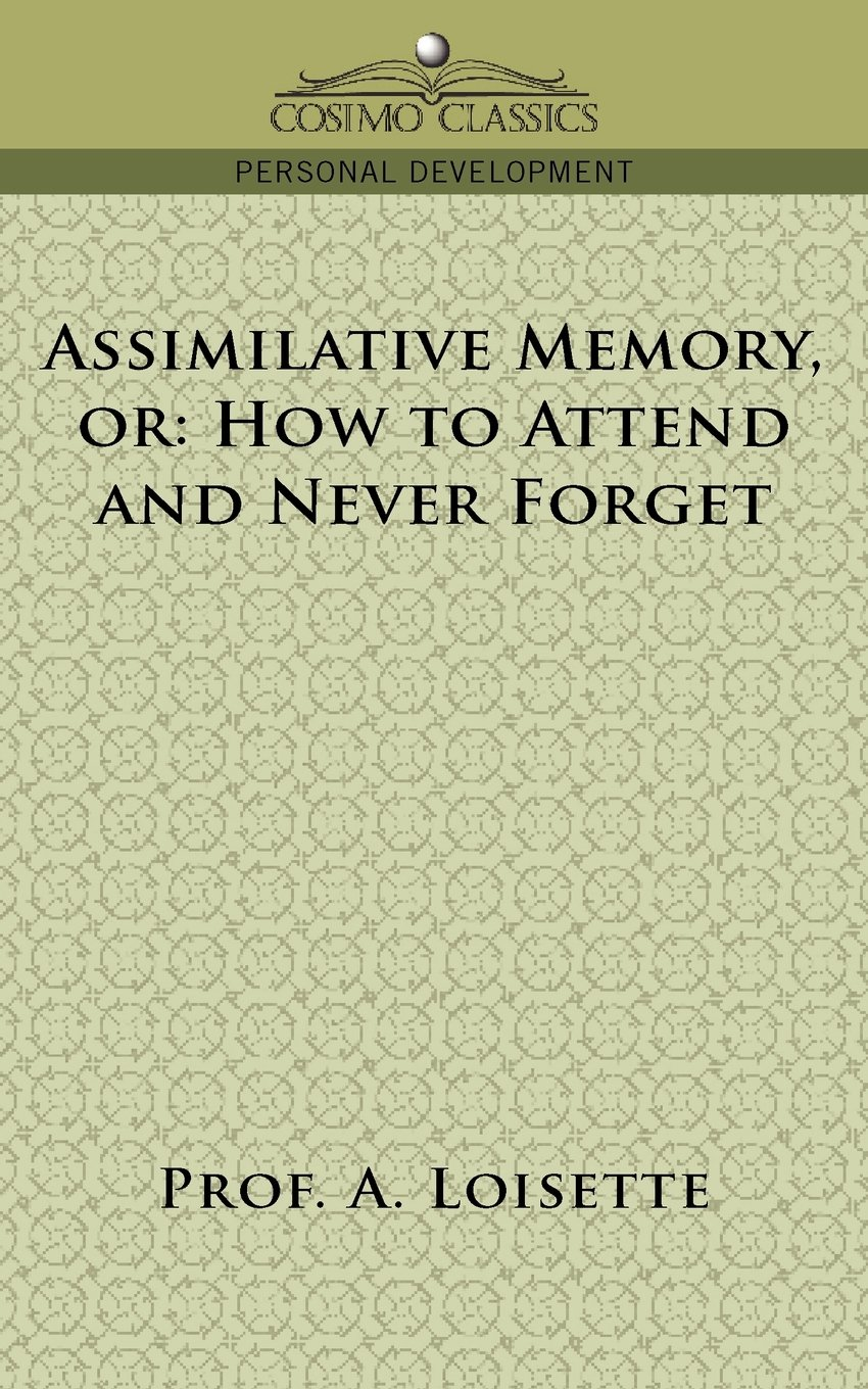Assimilative Memory, or How to Attend and Never Forget PDF